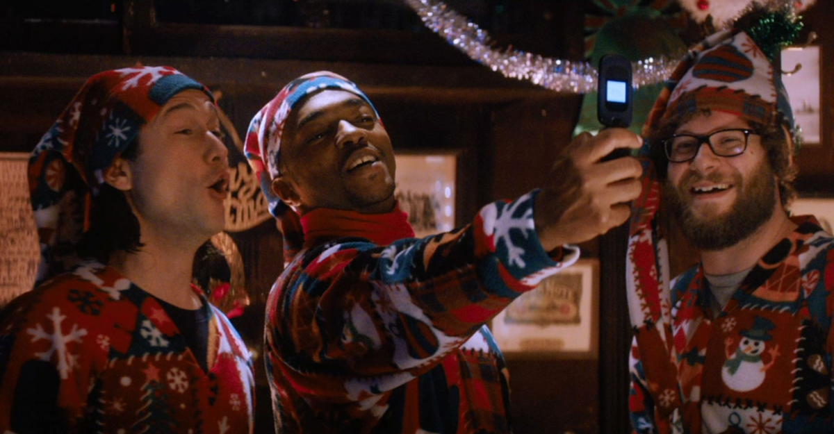 New Christmas Holiday Classic? Dan Nicholls thinks so! Movie review - The Night Before