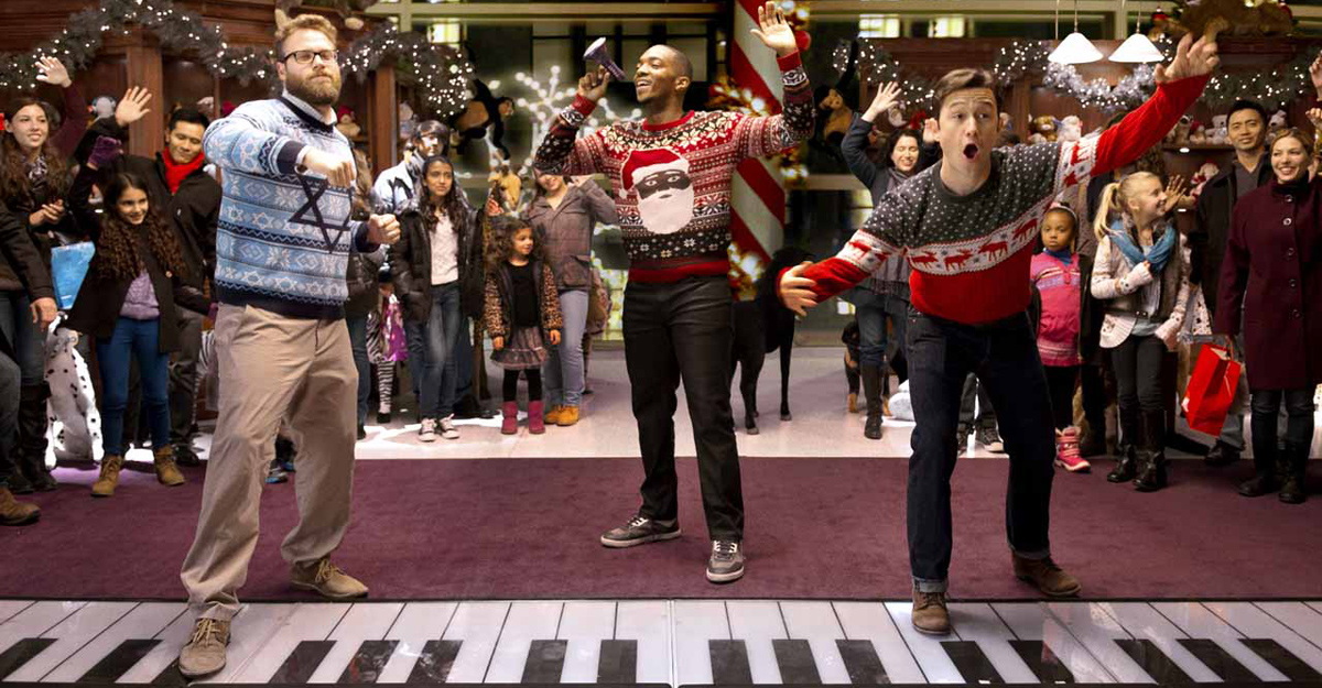 The Night Before Christmas movie review Dan Nicholls Vancity Buzz