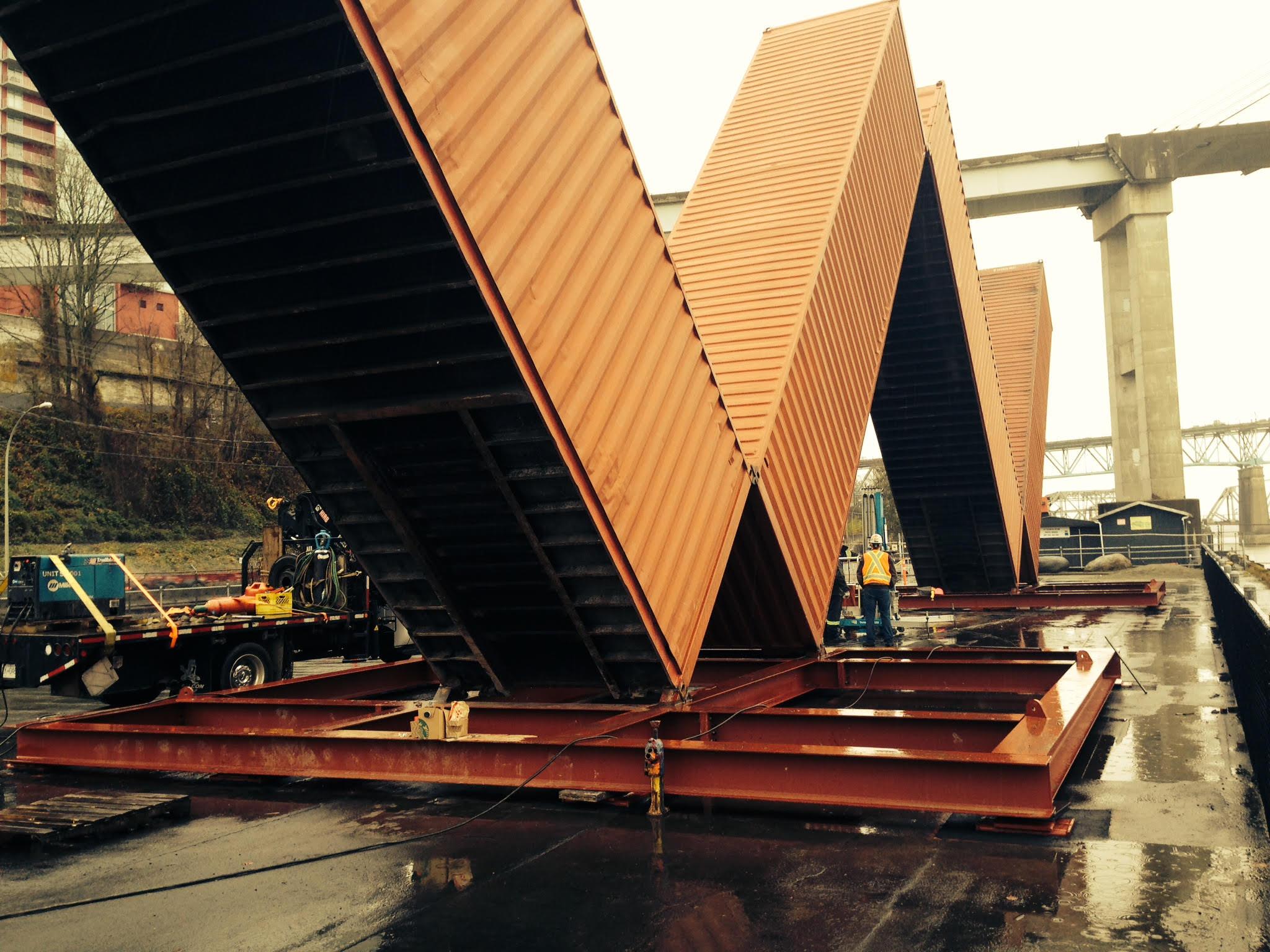 Image: Vancouver Biennale