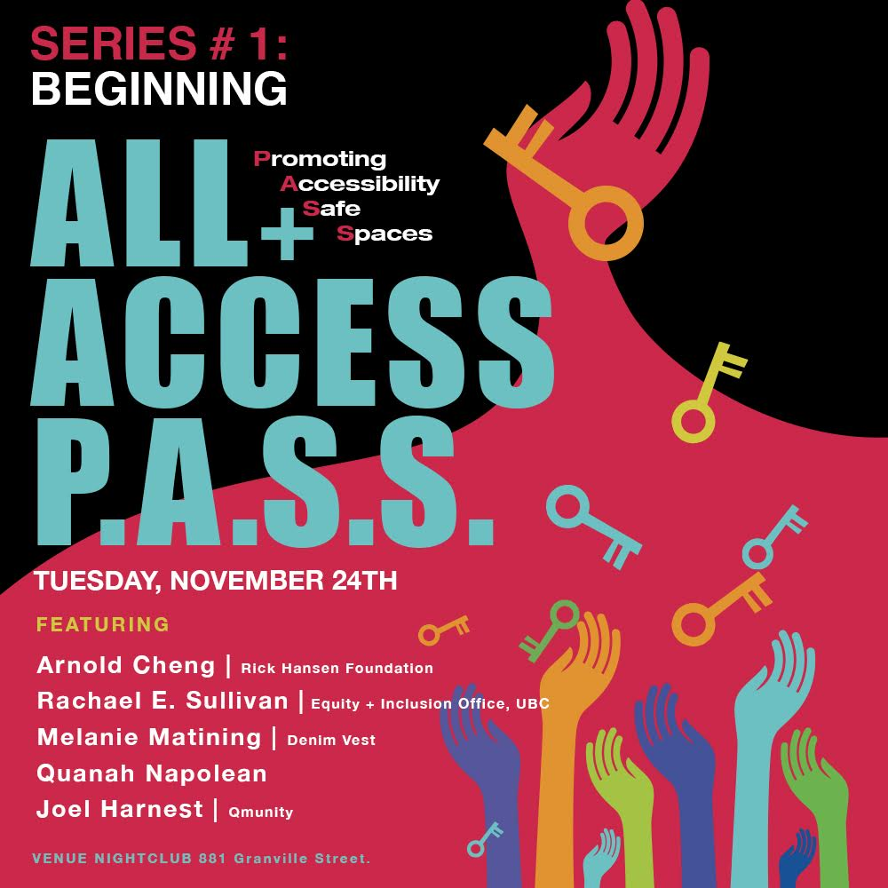 All Access P.A.S.S.