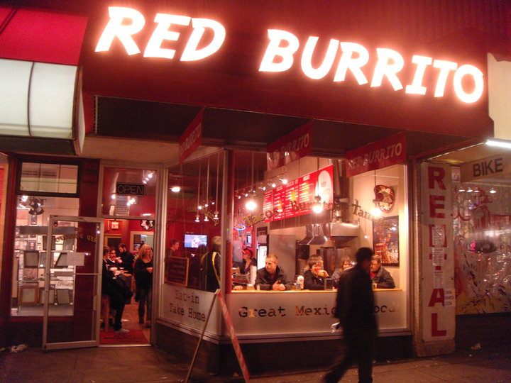 Image: Red Burrito/Facebook