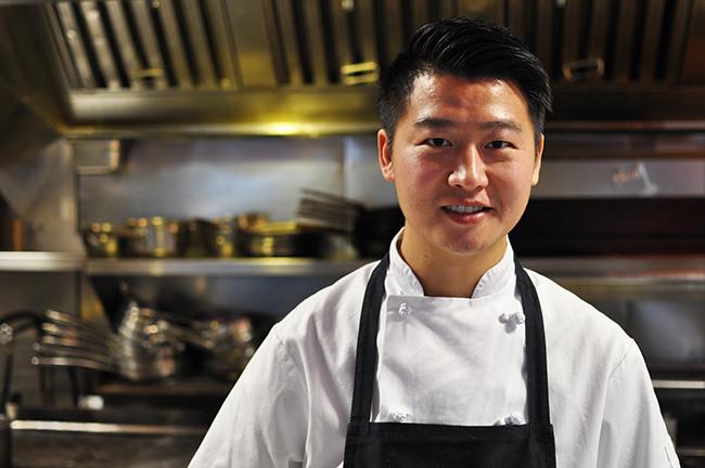 Felix Zhou (Jess Fleming / Vancity Buzz)
