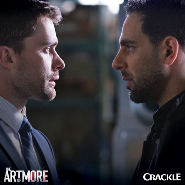 Christian Cooke and Patrick Sabongui. Image The Art Of More