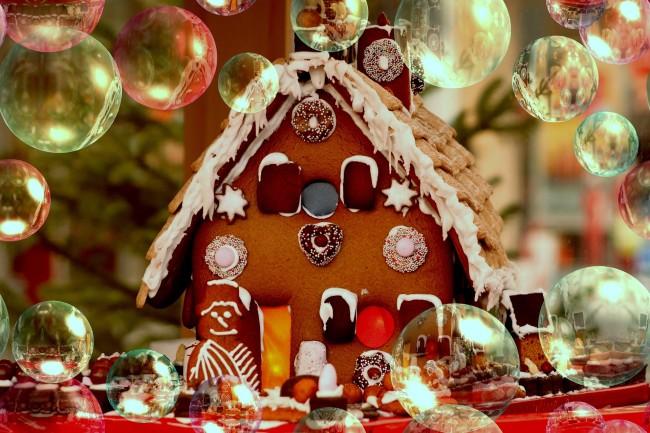 Gingerbread House/Pixabay