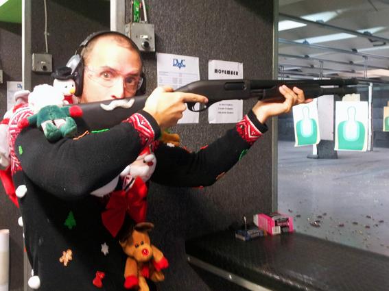 Image: DVC Indoor Shooting Range