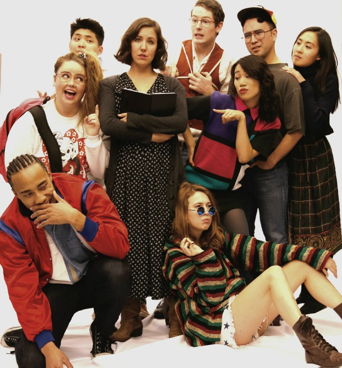 Heathers the Musical CAST (v2)