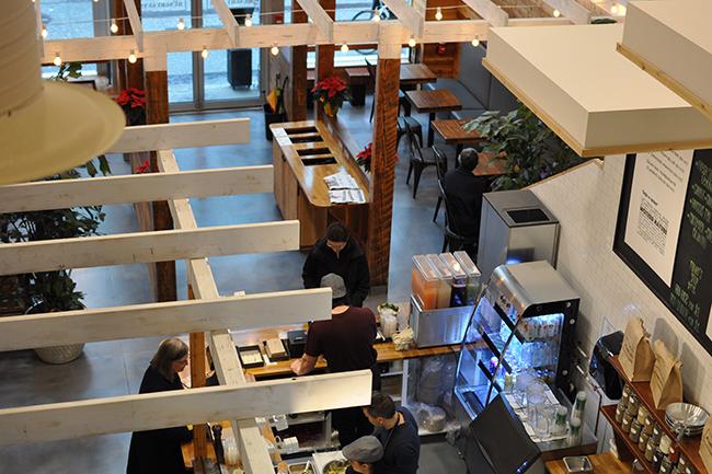 Inside The Hungry Guys Kitchen (Jess Fleming / Vancity Buzz)