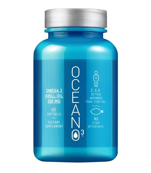 OCEANO³ Neptune Krill Oil