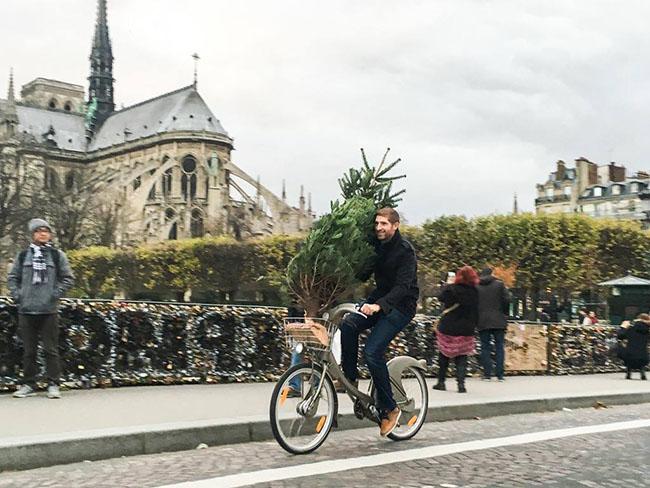 Image: Ray Maker - Paris, France (@DCRainmaker on Twitter)