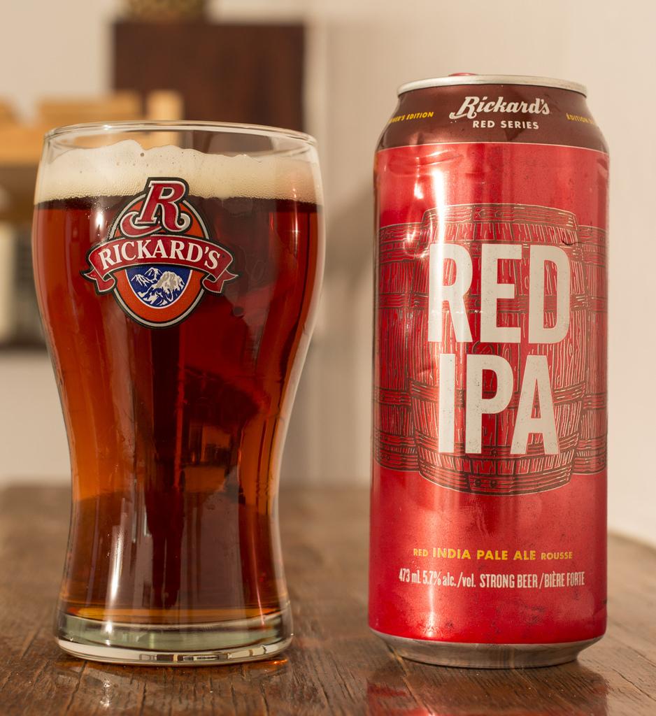 Rickards red beer crank