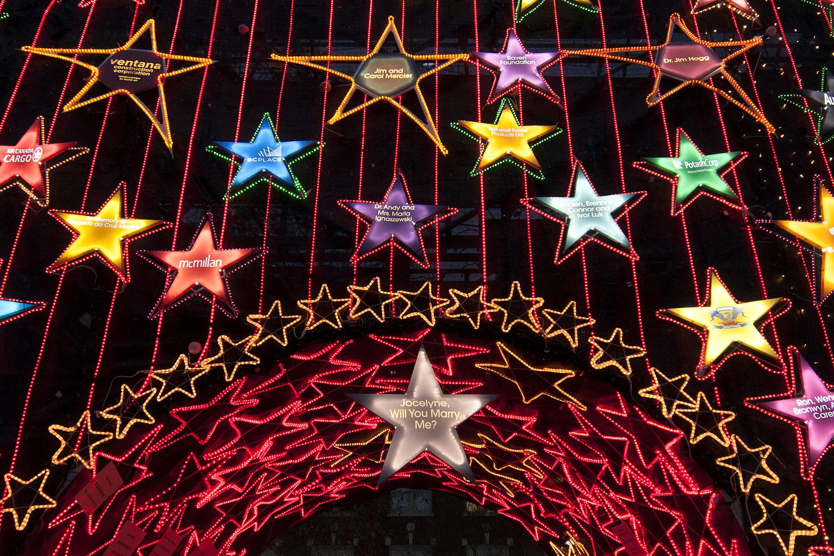 Image: St. Paul's Lights of Hope