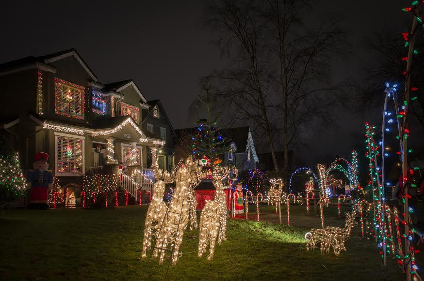 Trinity Street Christmas Lights 2