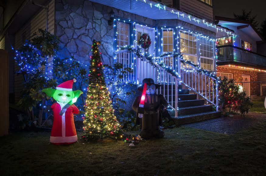 Trinity Street Christmas Lights 4