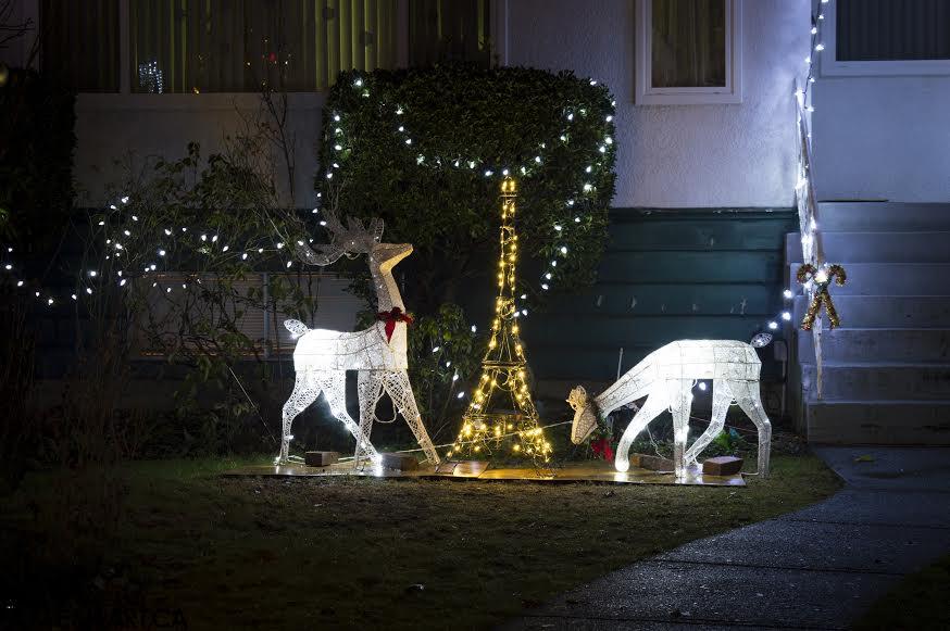 Trinity Street Christmas Lights 6