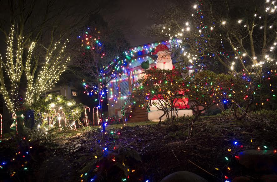 Trinity Street Christmas Lights 7