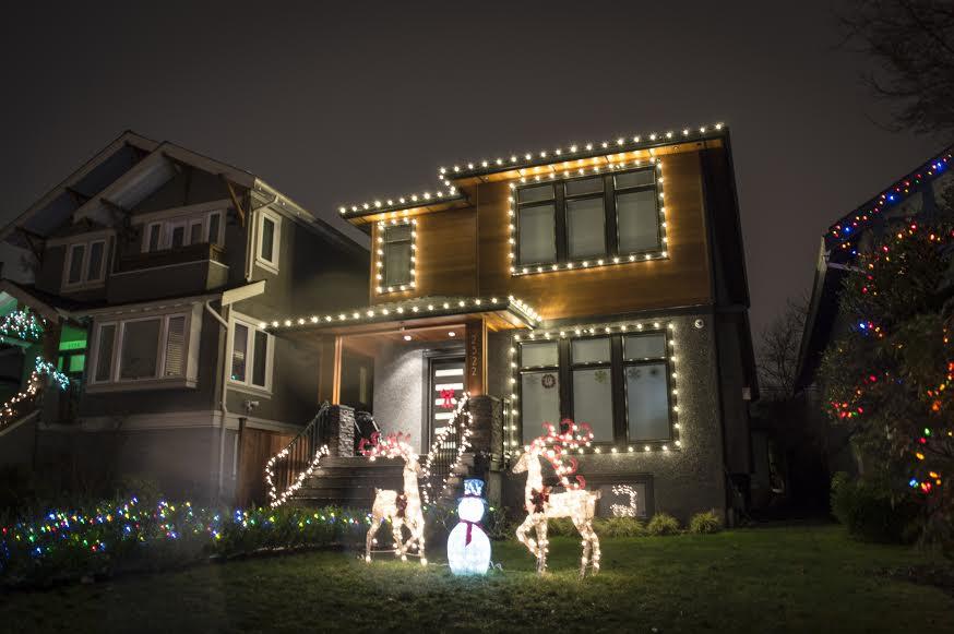 Trinity Street Christmas Lights 8