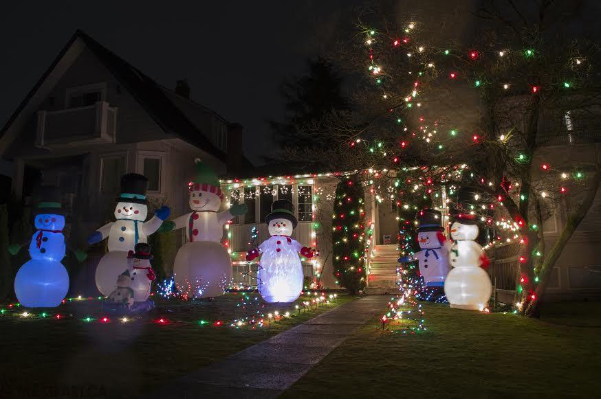 Trinity Street Christmas Lights 9