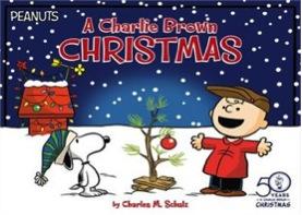 charlie brown christmas book
