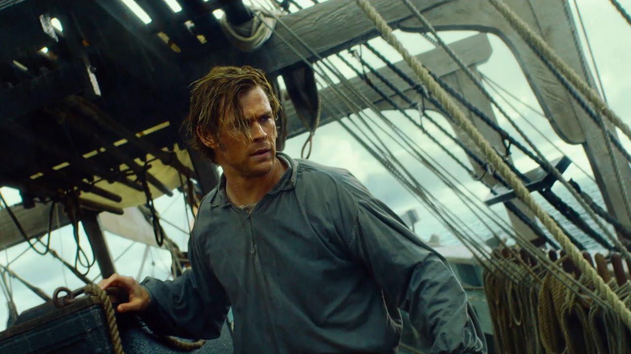 In the Heart of the Sea - movie review by Dan NIcholls for Vancity Buzz online