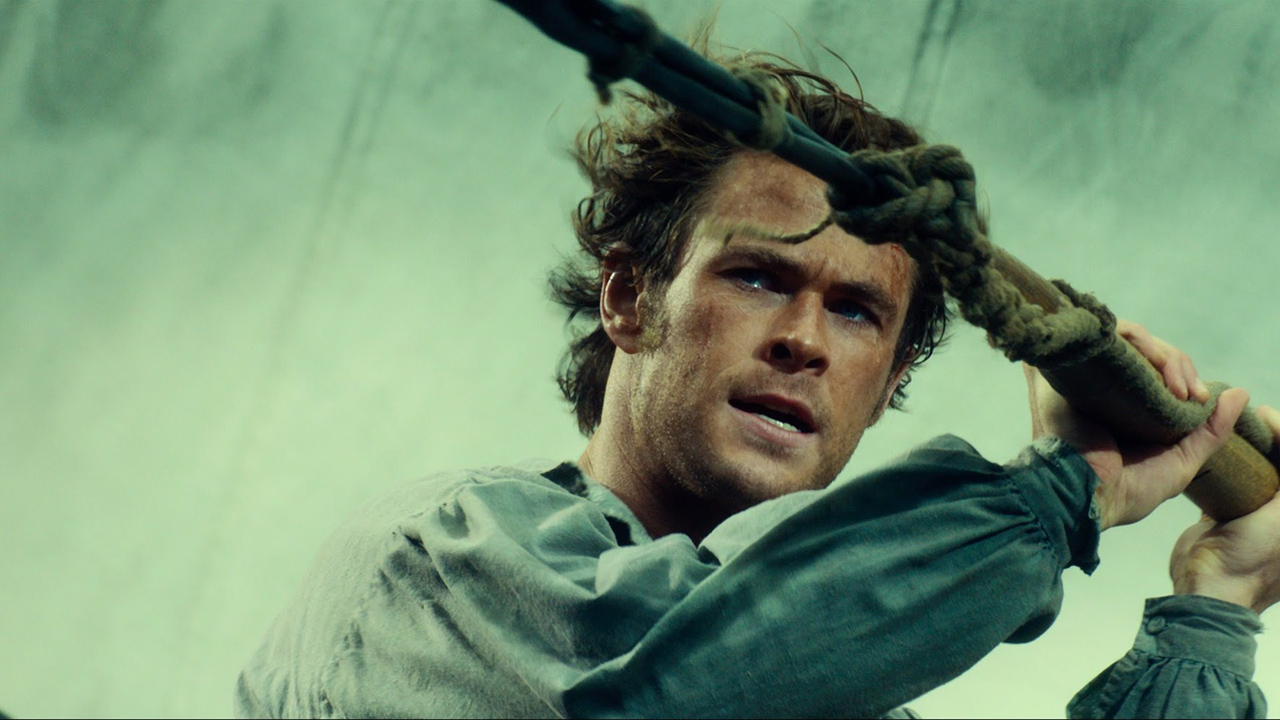 Dan Nicholls' movie review of In the Heart of the Sea