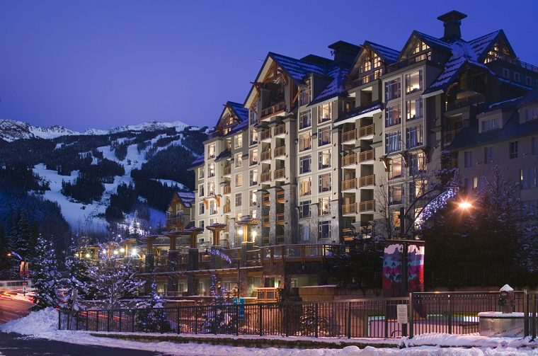 Image credit: Pan Pacific Whistler Village Centre
