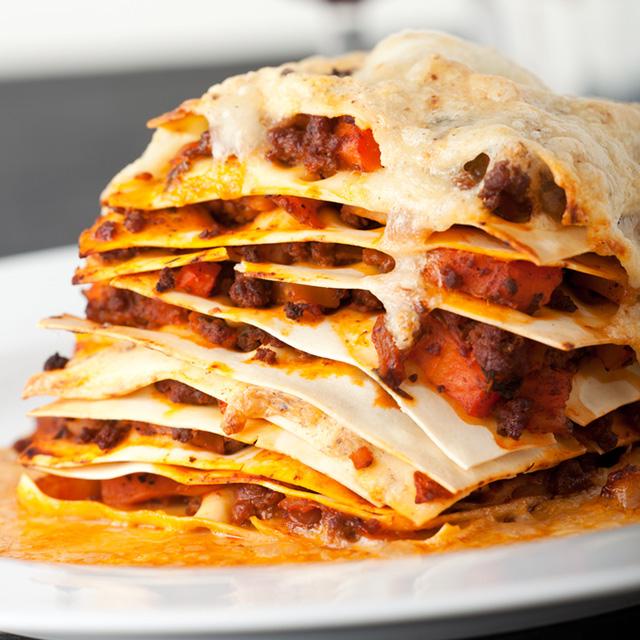 Lasagna / Shutterstock
