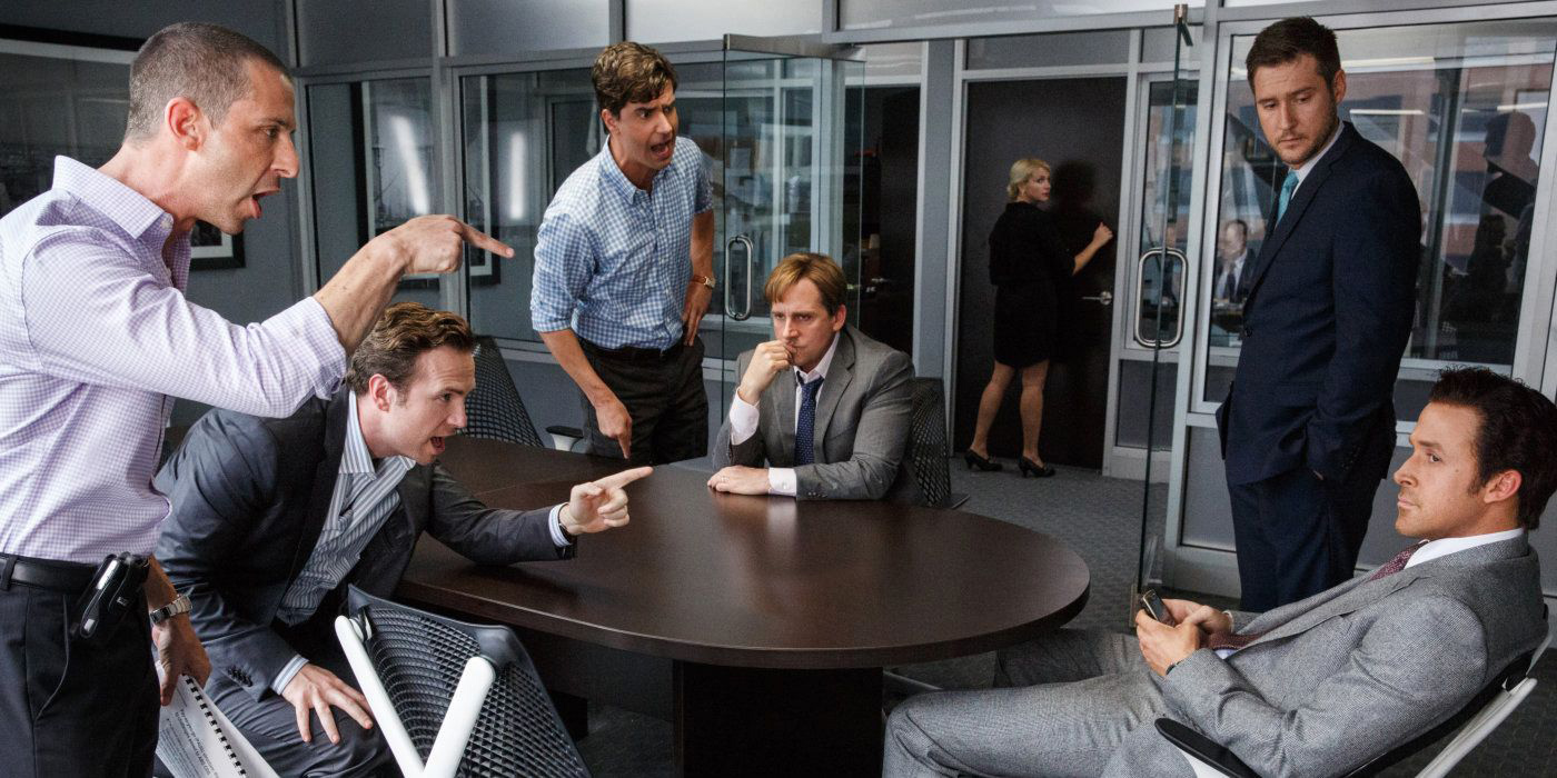 Movie Review The Big Short
