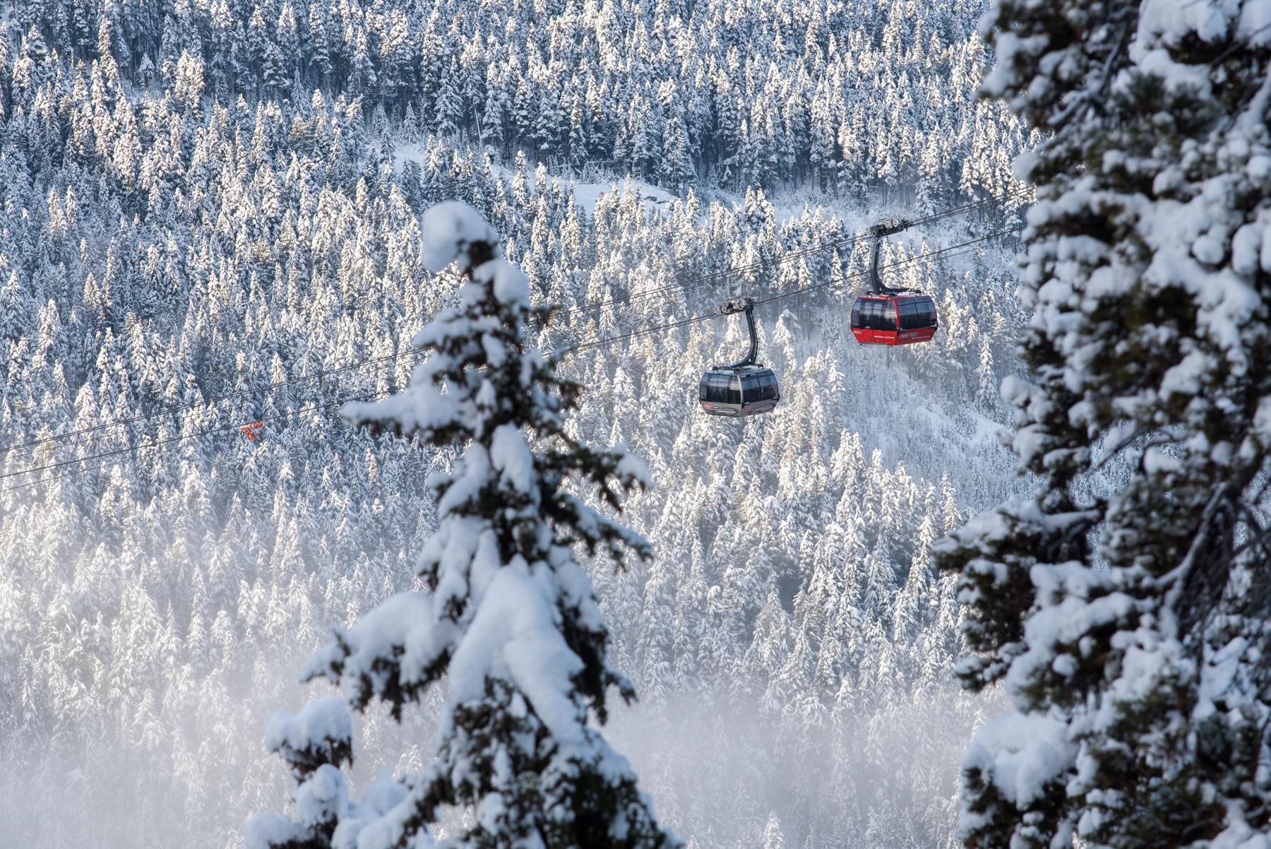 The Whistler Blackcomb slopes/David McColm, taken on Dec 30, 2015