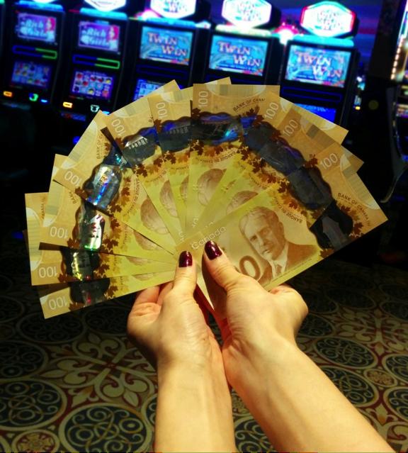Giveaway/Edgewater Casino