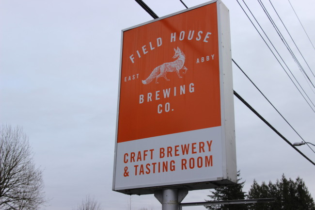 Field House Brewing (Natalie Browne)