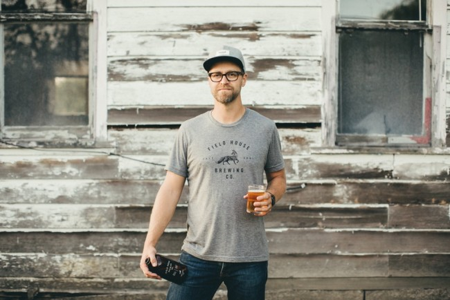 Owner Josh (Field House Brewing)