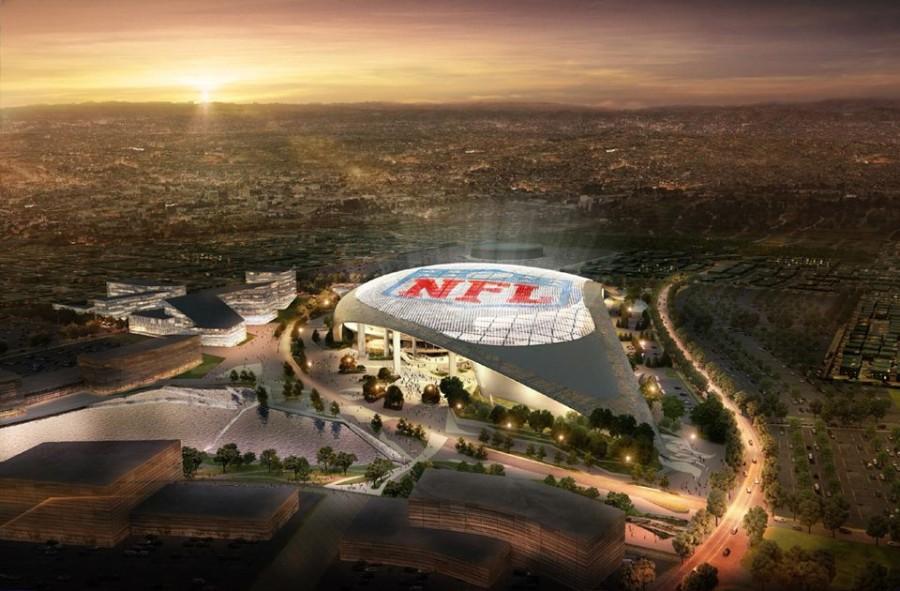 Image: Los Angeles Rams / Facebook