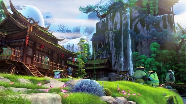 Panda Village - Image: 20th Century Fox