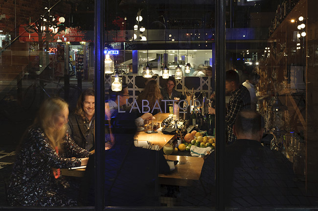 Photo courtesy of L'Abattoir