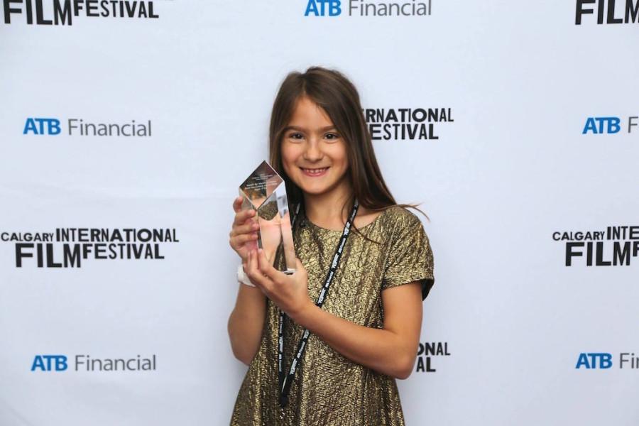 Maia Costea, Calgary International Film Festival