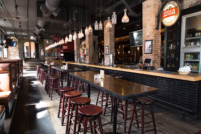 Malone's Bar & Grill / Facebook