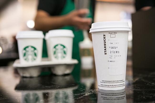 Photo courstesy of Starbucks