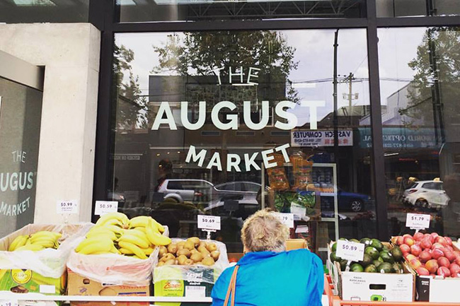 The August Market / Facebook