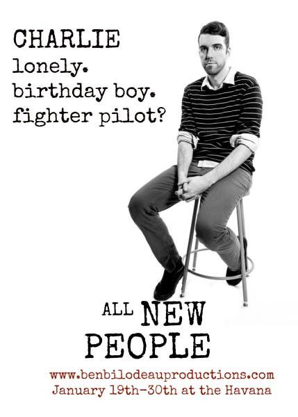 charlie poster