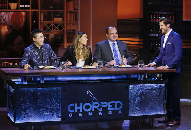 Photo courtesy Food Network/Chopped Canada