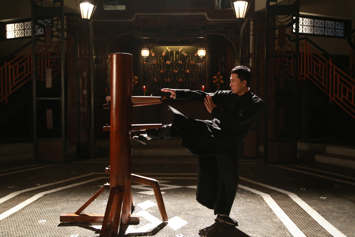 Interview with Donnie Yen from Ip Man 3