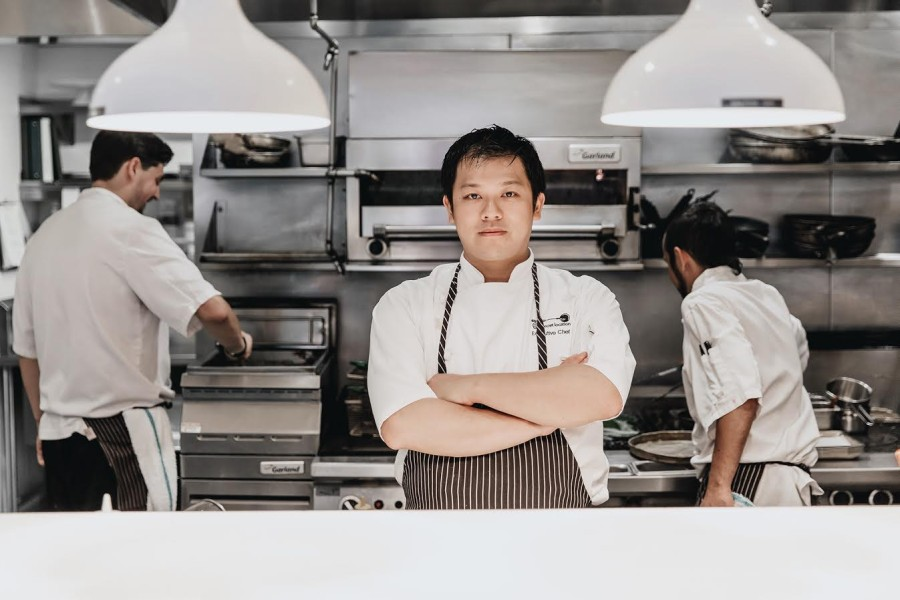 Executive Chef Montgomery Lau