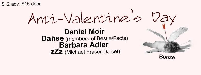 Image: Anti-Valentine's Day Affair