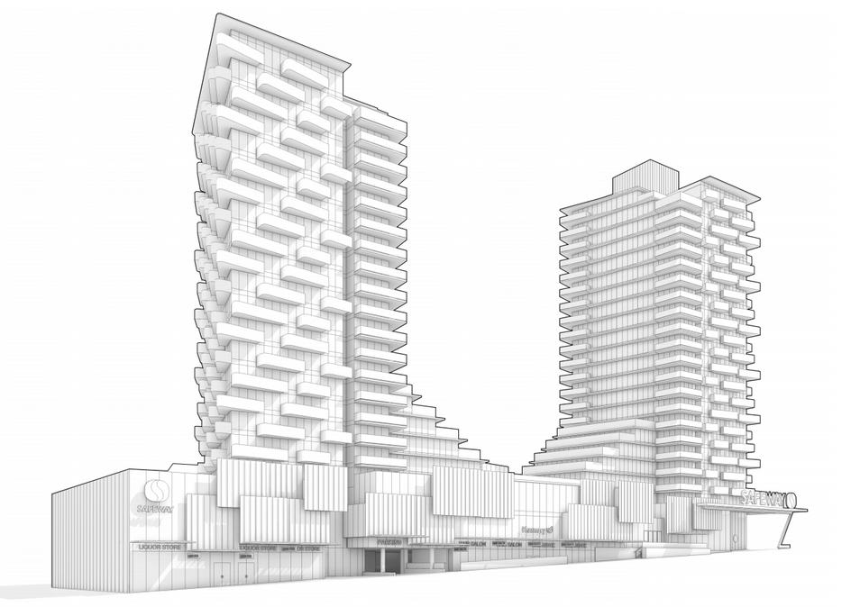 Image: Henriquez Partners Architects / Westbank