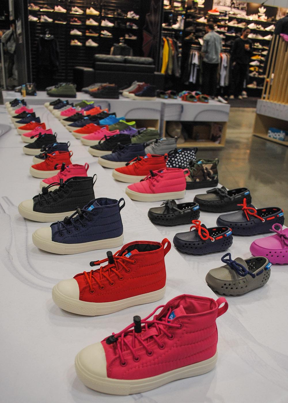 People Footwear Kids - Image: Vanessa Tam / Vancity Buzz