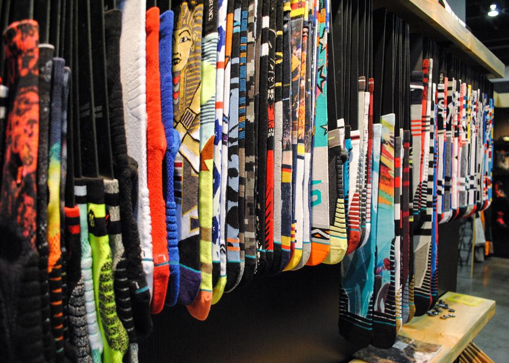 InStance Socks - Image: Vanessa Tam / Vancity Buzz