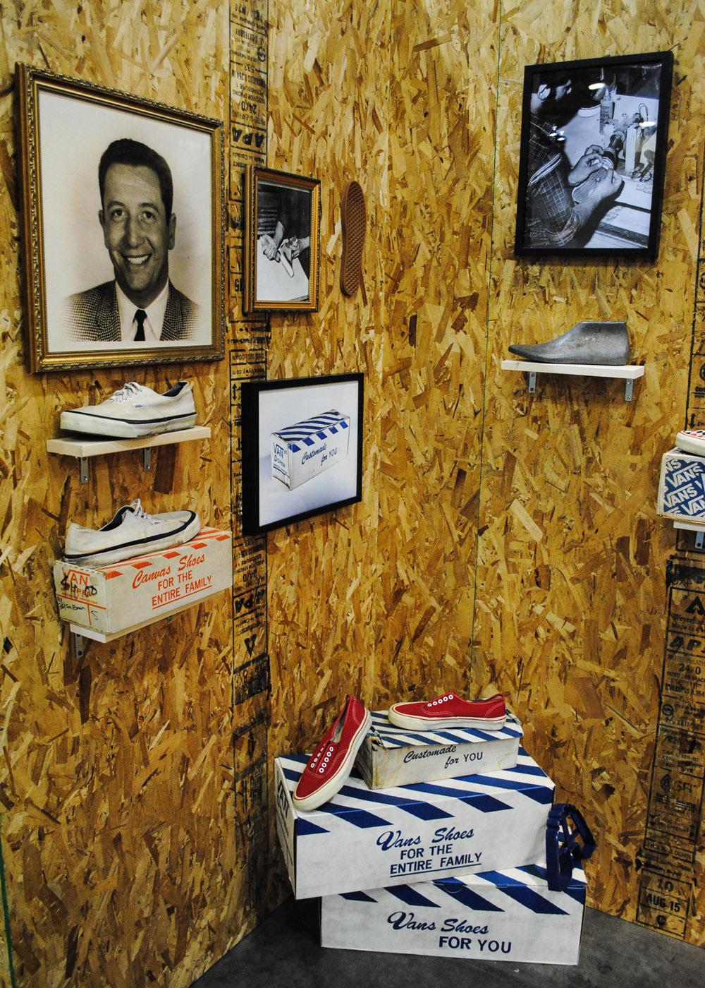 Vans 50 Year Buildout - Image: Vanessa Tam / Vancity Buzz