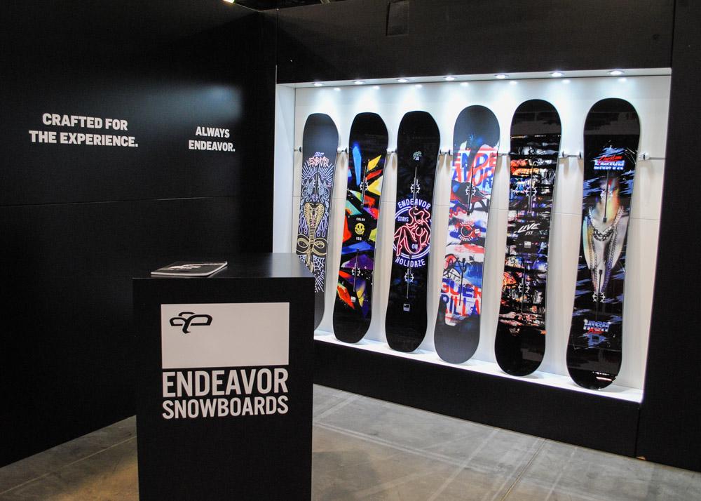 Endeavour Snowboards - Image: Vanessa Tam / Vancity Buzz