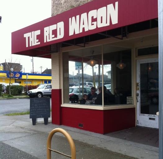 Image: Red Wagon Cafe/Facebook