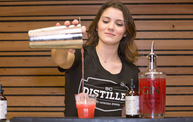 Photo courtesy BC Distilled